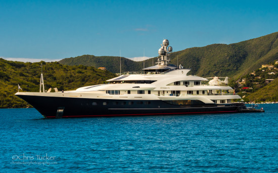 megayacht photography