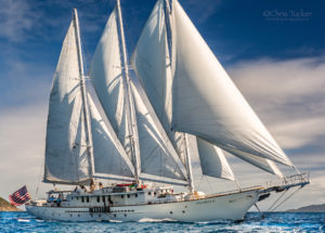 Photographing Sailing in San Diego